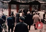 Image of Nixon and Enlai Hangchow China, 1972, second 6 stock footage video 65675057363