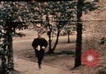 Image of Nixon in Flower Fort Park Hangchow China, 1972, second 1 stock footage video 65675057364
