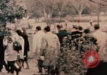Image of Nixon in Flower Fort Park Hangchow China, 1972, second 9 stock footage video 65675057364