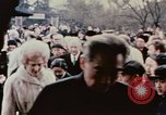 Image of Nixon group begins boat ride Hangchow China, 1972, second 6 stock footage video 65675057365