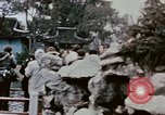 Image of Nixon delegation in Flower Fort Park Hangchow China, 1972, second 5 stock footage video 65675057366