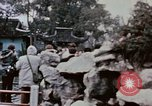 Image of Nixon delegation in Flower Fort Park Hangchow China, 1972, second 6 stock footage video 65675057366