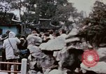 Image of Nixon delegation in Flower Fort Park Hangchow China, 1972, second 7 stock footage video 65675057366