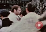 Image of Nixon delegation in Flower Fort Park Hangchow China, 1972, second 11 stock footage video 65675057366