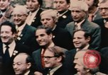 Image of Nixon delegation Hangchow China, 1972, second 7 stock footage video 65675057369
