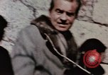 Image of Nixon at Great Wall China, 1972, second 3 stock footage video 65675057374