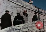 Image of Nixon at Great Wall China, 1972, second 6 stock footage video 65675057374