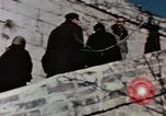 Image of Nixon at Great Wall China, 1972, second 7 stock footage video 65675057374