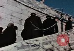 Image of Nixon at Great Wall China, 1972, second 8 stock footage video 65675057374