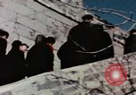 Image of Nixon at Great Wall China, 1972, second 9 stock footage video 65675057374