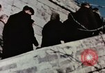 Image of Nixon at Great Wall China, 1972, second 10 stock footage video 65675057374