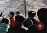 Image of Nixon at the Great Wall China, 1972, second 3 stock footage video 65675057376