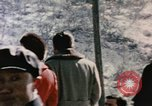 Image of Nixon at the Great Wall China, 1972, second 5 stock footage video 65675057376
