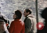 Image of Nixon at the Great Wall China, 1972, second 7 stock footage video 65675057376