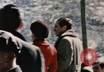 Image of Nixon at the Great Wall China, 1972, second 8 stock footage video 65675057376