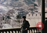 Image of Nixon at the Great Wall China, 1972, second 12 stock footage video 65675057376
