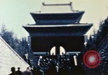Image of Nixon speaks near Ming Tombs China, 1972, second 6 stock footage video 65675057381