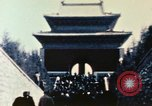 Image of Nixon speaks near Ming Tombs China, 1972, second 7 stock footage video 65675057381