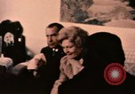 Image of Nixons have tea in China Beijing China, 1972, second 1 stock footage video 65675057386
