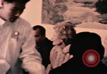 Image of Nixons have tea in China Beijing China, 1972, second 7 stock footage video 65675057386