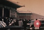 Image of Nixon visits Forbidden Cit Beijing China, 1972, second 1 stock footage video 65675057388