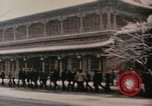 Image of Nixon motorcade in China China, 1972, second 11 stock footage video 65675057389