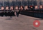 Image of Nixon arrival Beijing China, 1972, second 6 stock footage video 65675057391