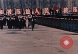 Image of Nixon arrival Beijing China, 1972, second 9 stock footage video 65675057391