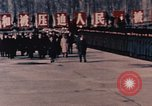 Image of Nixon arrival Beijing China, 1972, second 12 stock footage video 65675057391