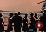 Image of Richard Nixon visits Tetons Jackson Hole Wyoming USA, 1971, second 6 stock footage video 65675057394