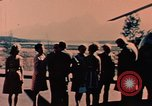 Image of Richard Nixon visits Tetons Jackson Hole Wyoming USA, 1971, second 7 stock footage video 65675057394