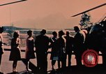 Image of Richard Nixon visits Tetons Jackson Hole Wyoming USA, 1971, second 8 stock footage video 65675057394