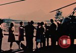 Image of Richard Nixon visits Tetons Jackson Hole Wyoming USA, 1971, second 9 stock footage video 65675057394