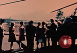 Image of Richard Nixon visits Tetons Jackson Hole Wyoming USA, 1971, second 10 stock footage video 65675057394