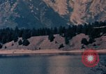 Image of Nixon aide at Jackson Lake United States USA, 1971, second 6 stock footage video 65675057396
