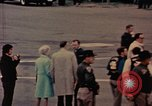 Image of President Richard Nixon Kalispell Montana USA, 1971, second 12 stock footage video 65675057399
