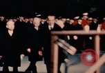 Image of Nixon and Hirohito speak Anchorage Alaska USA, 1971, second 2 stock footage video 65675057406