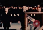Image of Nixon and Hirohito speak Anchorage Alaska USA, 1971, second 3 stock footage video 65675057406