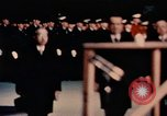 Image of Nixon and Hirohito speak Anchorage Alaska USA, 1971, second 7 stock footage video 65675057406