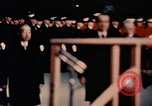 Image of Nixon and Hirohito speak Anchorage Alaska USA, 1971, second 8 stock footage video 65675057406