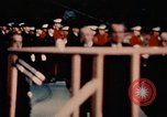 Image of Nixon and Hirohito speak Anchorage Alaska USA, 1971, second 10 stock footage video 65675057406