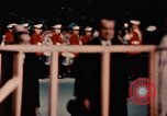 Image of Nixon and Hirohito speak Anchorage Alaska USA, 1971, second 12 stock footage video 65675057406