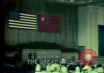 Image of President Richard Nixon Beijing China, 1972, second 1 stock footage video 65675057428