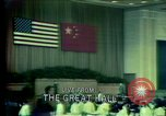 Image of President Richard Nixon Beijing China, 1972, second 3 stock footage video 65675057428