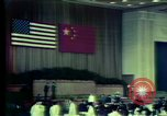 Image of President Richard Nixon Beijing China, 1972, second 8 stock footage video 65675057428