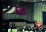 Image of President Richard Nixon Beijing China, 1972, second 9 stock footage video 65675057428