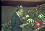 Image of President Richard Nixon Beijing China, 1972, second 11 stock footage video 65675057428