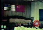 Image of President Richard Nixon Beijing China, 1972, second 9 stock footage video 65675057429