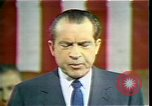 Image of President Richard M Nixon Washington DC USA, 1970, second 4 stock footage video 65675057435