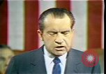 Image of President Richard M Nixon Washington DC USA, 1970, second 7 stock footage video 65675057435